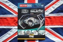 Ammo by Mig 6520 SOLUTION BOOK HOW to PAINT 'Imperial GALACTIC Fighters'