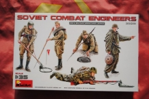 Mini Art 35091 SOVIET COMBAT ENGINEERS