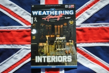 Ammo by Mig 5207 The WEATHERING Aircraft Magazine 'INTERIORS'