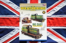 Ammo by Mig 4522 The WEATHERING Magazine 'DIE CAST From Toy to Model'