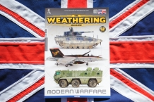 Ammo by Mig 4525 The WEATHERING Magazine 'MODERN WARFARE'