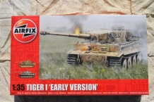 "Airfix A1363 TIGER I ""EARLY VERSION"""
