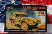 Forces of Valor 873007A U.S. M3A1 HALF-TRACK