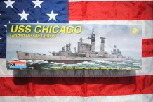 Monogram 85-3012 USS Chicago 'Guided Missile Cruiser'