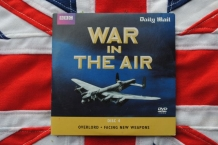 WAR in THE AIR 'Overlord / Facing New Weapons' DISC 4