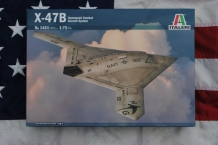Italeri 1421 X-47B Unmanned Combat Aircraft System